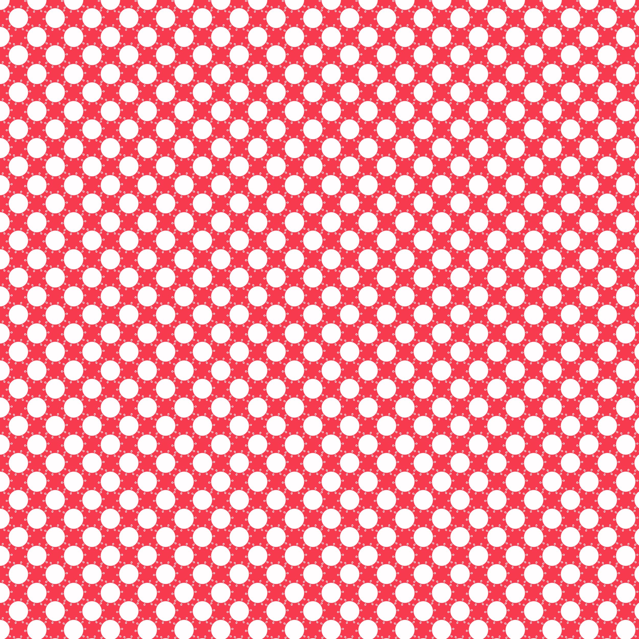 Fond Rouge C3a0 Pois Blanc Pincee De Fantaisie