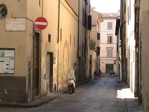 vacances entre amis en Toscane Seb