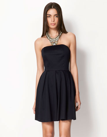 petite robe noire bershka 19 9