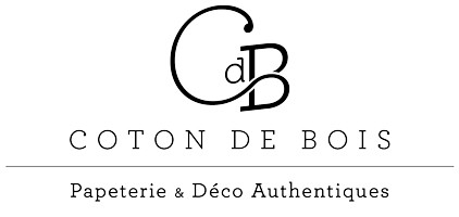 coton de bois logo