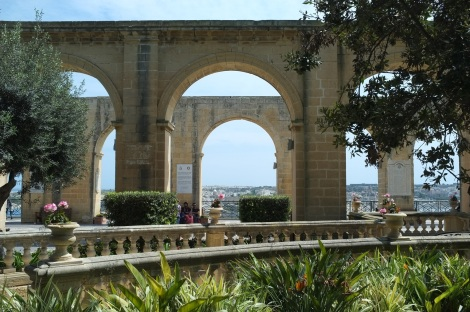 jardin malte