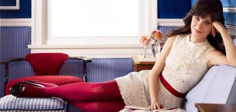 Zooey+Deschanel+Tommy+Hilfiger+New+Fashion+Line+Pics
