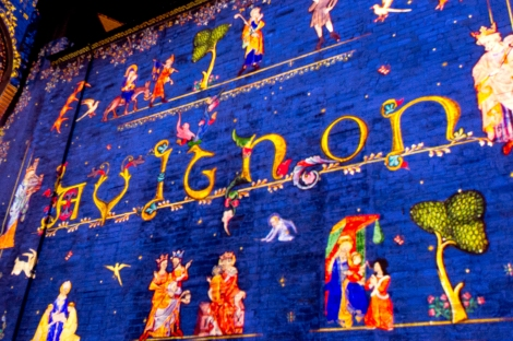 luminessences avignon palais des papes 2015