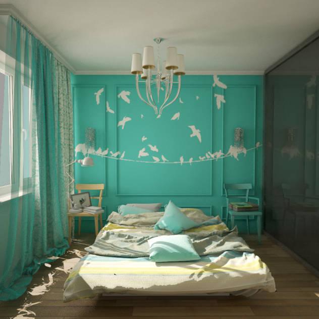 Comment d corer sa chambre d adulte pinc e de fantaisie - Decorer sa chambre virtuellement ...